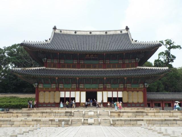 Séoul - Changdeokgung