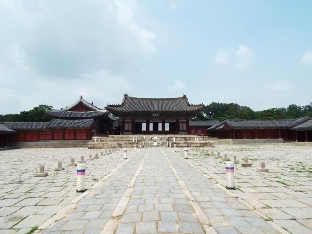Séoul - Changgyeonggung