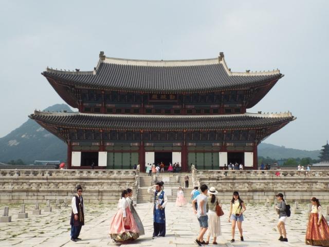 Séoul - Gyeongbokgung