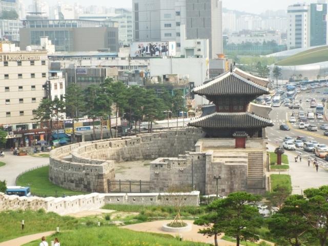Séoul - Heunginjimun