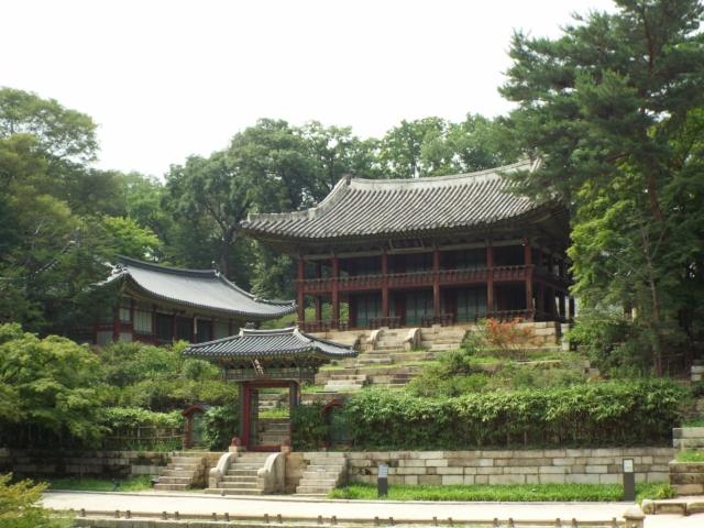 Séoul - Huwon