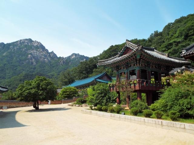 Sokcho - Seoraksan : Sinheungsa