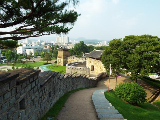 Suwon - Forteresse de Hwaseong