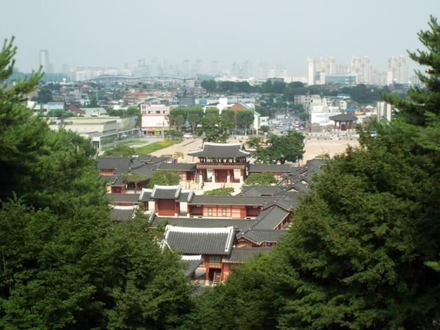 Suwon - Palais de Hwaseong Haenggung